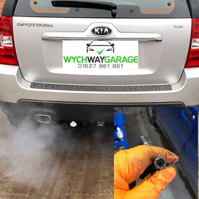 DPF Cleaning in wychbold