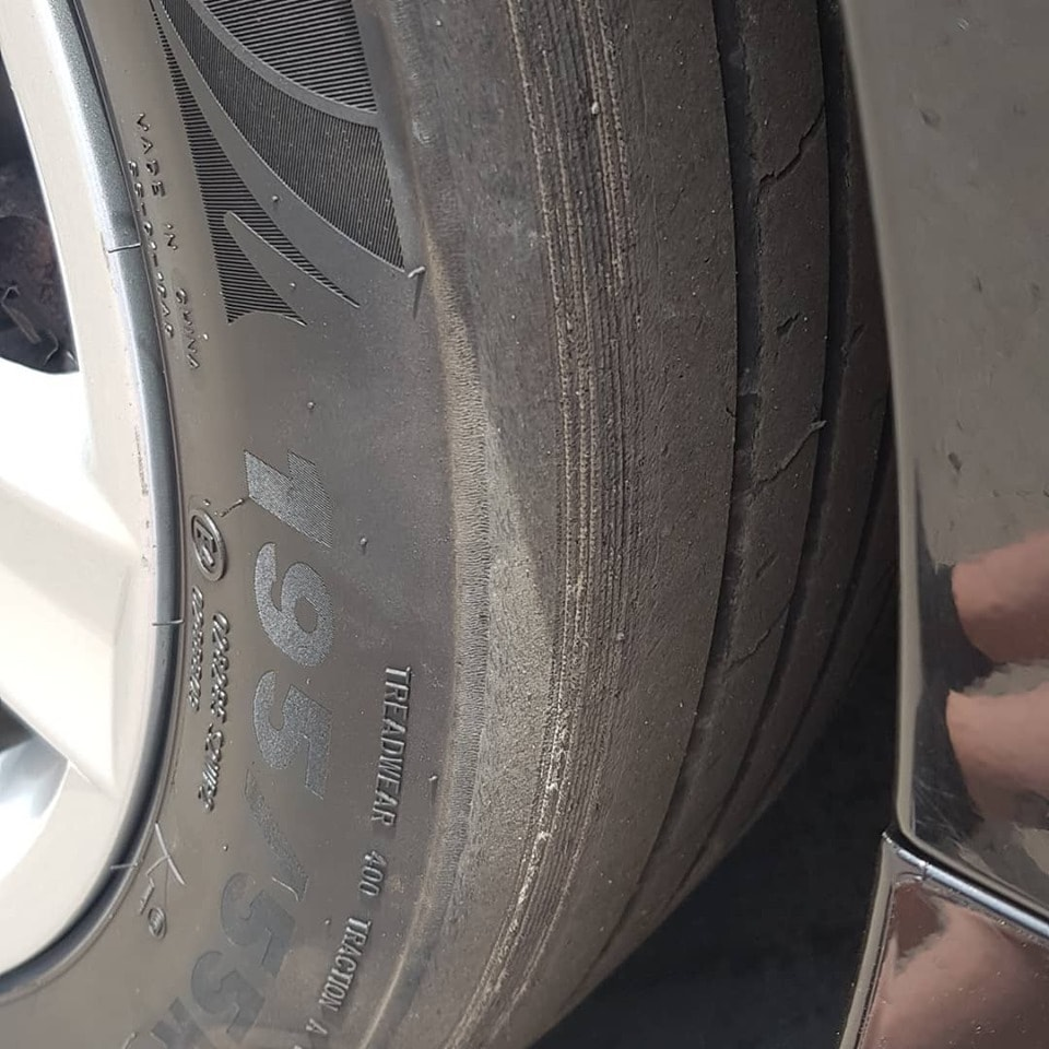 Wheel alignment Wychbold
